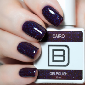 023 - Cairo | Gelpolish by Djess | vrij van HEMA