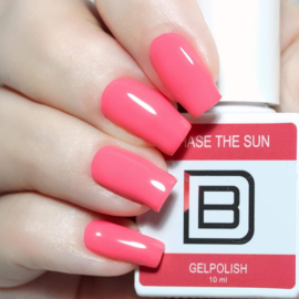 038 | Chase the Sun | Gelpolish By Djess | vrij van HEMA