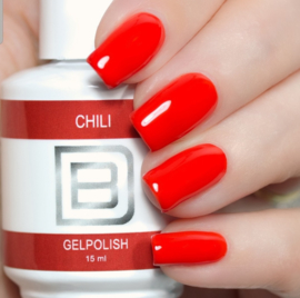 058 | Chili | Gelpolish By Djess | vrij van HEMA  | 15 ml
