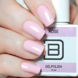 035 | Rose | Gelpolish By Djess | vrij van HEMA