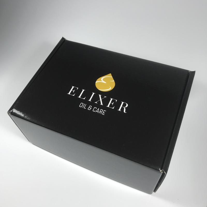 Elixer Set | start met Elixer Oil & Care | Oil, Skin, Scrub & Shield