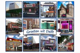 Groeten uit Delft, utopie of dystopie