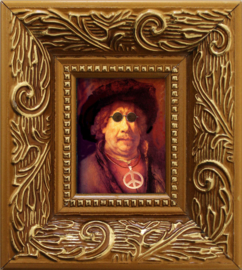 Rembrandt in Peace