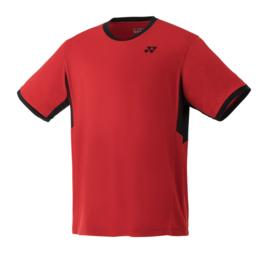 Yonex mens shirt red YM0010EX  XL