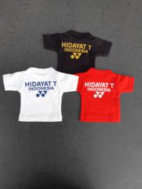 Mini shirt Hidayat T Indonesia