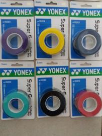 Yonex Super Grap ( 3 stuks)