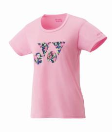 Yonex shirt pink