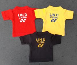 Mini shirts Lin D