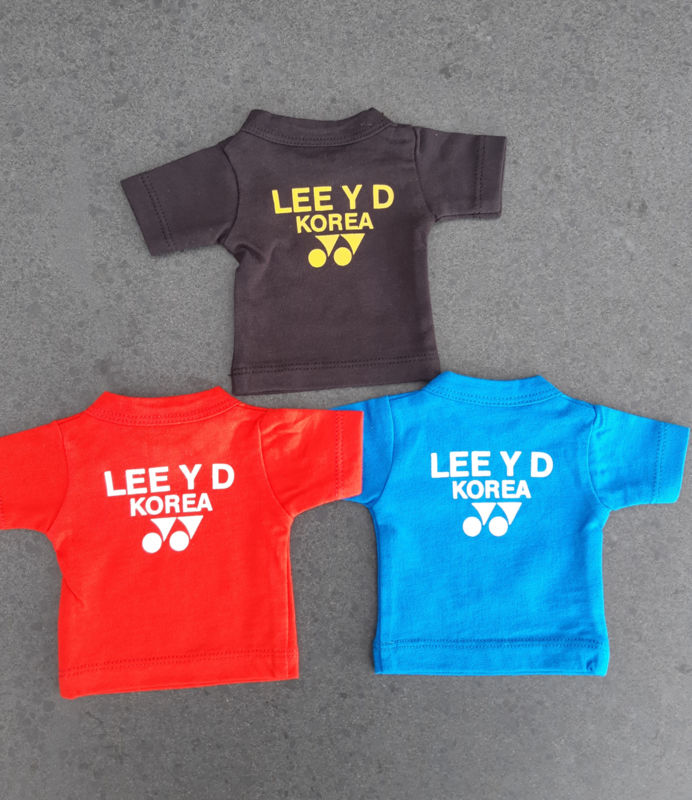 Mini shirt Lee Y D