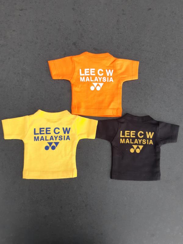 Mini shirt Lee C W Malaysia