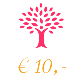 Sponsorbedrag 10 euro