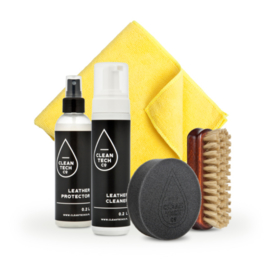 Cleantech Co. Leather Care Kit