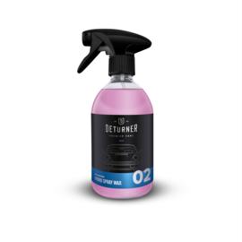 Hybrid Spray Wax