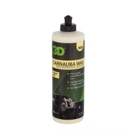 3D Carnauba Wax 16oz
