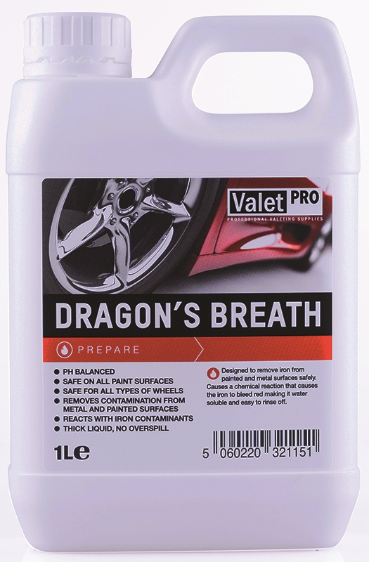 Valet Pro Dragon's Breath velgenreiniger