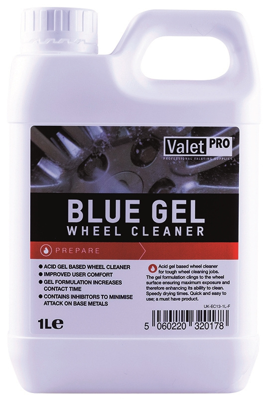 Valet Pro Blue Gel Wheel Cleaner