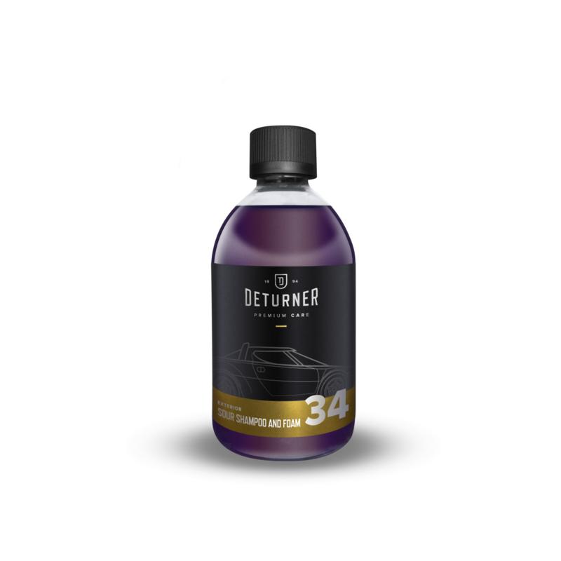 Sour Shampoo and Foam