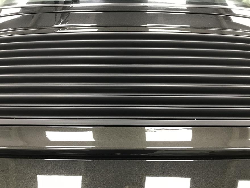 Porsche Carrera 4S afwerken