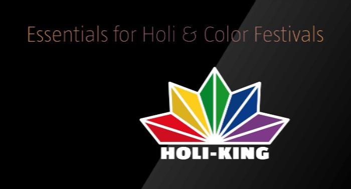 Holi-King Logo