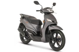 MotorScooter: Peugeot Tweet EVO RS 125
