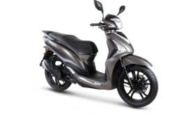 MotorScooter: SYM Symphony ST 125