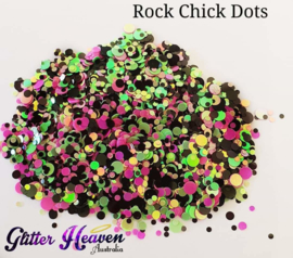 Rock Chick Dots 6-7 gram