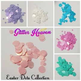 Easter Dots collection 6x 10 gr