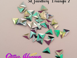 3D Jewellery Triangle 2