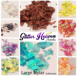 Large Mylar collection  10x 10 gram