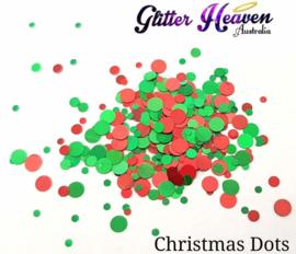Christmas Dots 6-7 gram