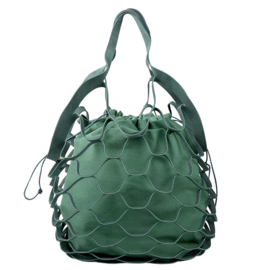Bag beautiful mesh groen