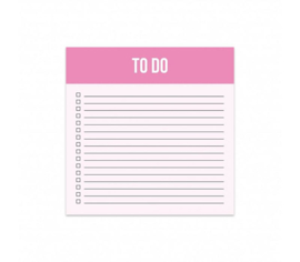 Studio Stationery  mini to do