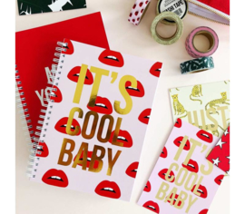 Studio Stationary it's cool baby