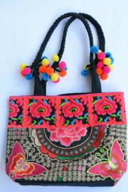 Handtas/ Hmong hill tribe / Ibiza style