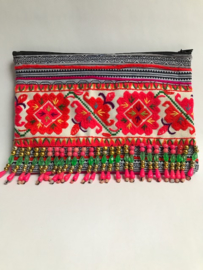 CLUTCH/MAKE-UP TAS  Hmong Hill