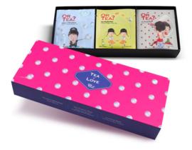 or tea? Tea of LOVE box 3 in 1