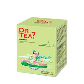 Or tea? Cubamint sachets