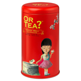Or  tea?  Dragon well