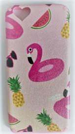 "I phone case ""Flamingo"" 6/S"