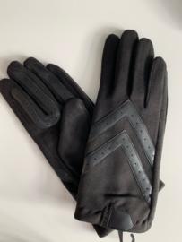 Handschoenen city zwart