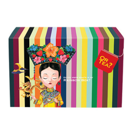 Or tea? Rainbow box