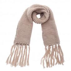 Gebreide shawl glitter