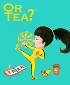 Or tea? Tea of WELNESS  box 3in1