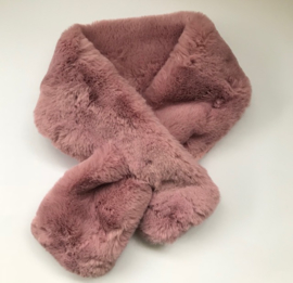 Sjaal fake fur