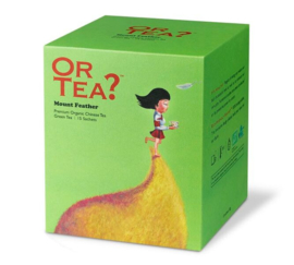 Or tea? Mount Feather sachets