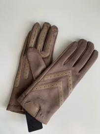 Handschoenen city beige