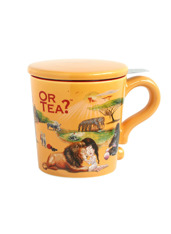 Or tea? Mok African affairs