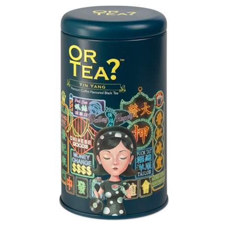 Or tea? Yin Yang