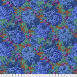 Kaffe Fassett Collective for Free Spirit Luscious PWPJ011.BLUE February 2020
