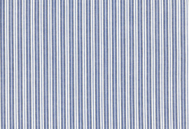 Westfalenstoffe W4170850 Delft wit-blauw